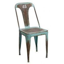 Metalowe Krzesło Belldeco Loft 45