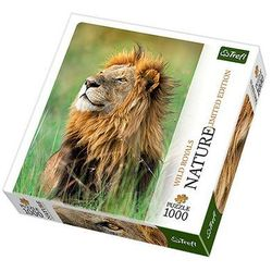 Puzzle 1000 Lew, Kenia - Nature Limited Edition Wild Royals