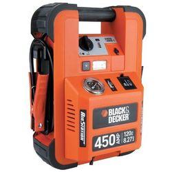 Urządzenie Rozruchowe BLACK&DECKER BDJS450I z Kompresorem