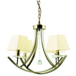 Lampa wisząca VALENCIA 4 patyna by Candellux