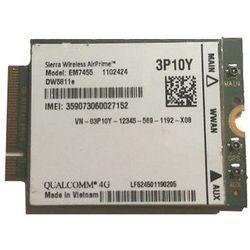 Dell DW5811E 4G LTE HSPA+ Mobile Broadband CPL-3P10Y - modem WWAN LTE