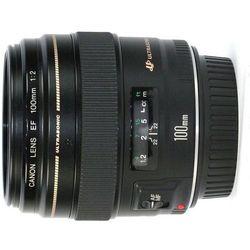 Canon 100 mm f/2.0 EF USM - Cashback 260 zł przy zakupie z aparatem! Dostawa GRATIS!