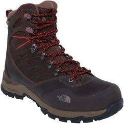 b9136f299421 The North Face buty trekkingowe M Hedgehog Trek Gtx Demitasse Brown Tibetan  Orange 42.5 -