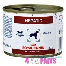 ROYAL CANIN Hepatic 200 g - RÓB ZAKUPY I ZBIERAJ PUNKTY PAYBACK - DARMOWA WYSYŁKA OD 99 ZŁ