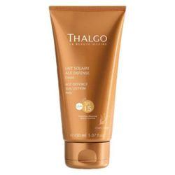 Thalgo AGE DEFENCE SUN LOTION SPF15 Przeciwzmarszczkowe mleczko do opalania SPF 15 (VT4390)