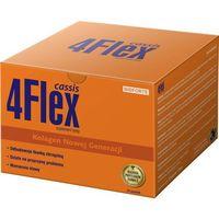 4 Flex cassis proszek o smaku czarnej porzeczki 30 saszetek Kurier: 13.75, odbiór osobisty: GRATIS!