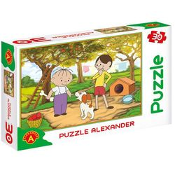 Puzzle 30 Bolek i Lolek Piesek