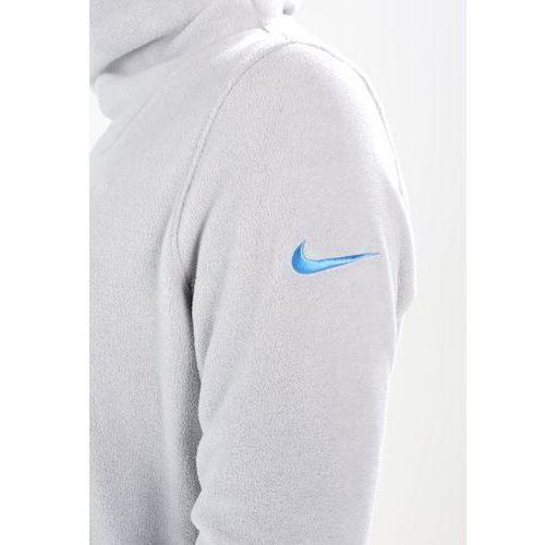 Nike Performance Bluza wolf greyheatherlight photo blue