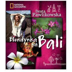 Blondynka Na Bali (opr. miękka)