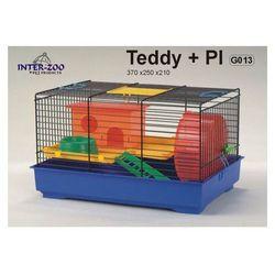 Inter-Zoo klatka dla chomika Teddy z tarasem
