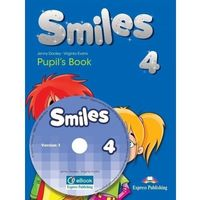 Smiles 4 PB (+ ieBook) EXPRESS PUBLISHING - Jenny Dooley, Virginia Evans - książka