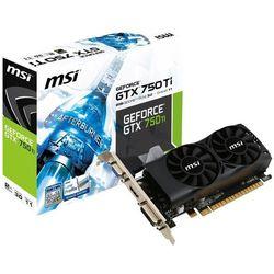 MSI GeForce GTX750Ti 2048MB 128bit Low Profile