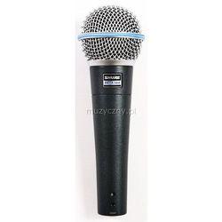 SHURE BETA 58A - mikrofon dynamiczny Płacąc przelewem przesyłka gratis!