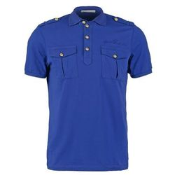 Pierre Balmain Koszulka polo royal blue