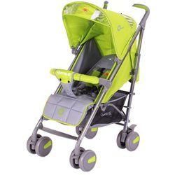 Adamex, Quatro Evo, wózek spacerowy Evo, turkusowy Darmowa dostawa do sklepów SMYK