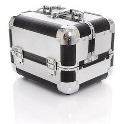 Activ Kuferek kosmetyczny S mini silver