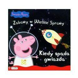 Świnka Peppa Kiedy spada gwiazda