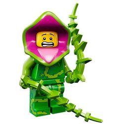 Lego MINIFIGURES Człowiek roślina (plant monster) 14 seria minifigurki 71010