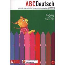 ABCDeutsch 2 Podręcznik z ćwiczeniami z płytą CD (opr. miękka)