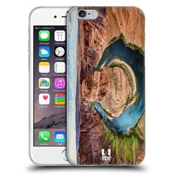 Etui silikonowe na telefon - Famous Landmarks HORSE SHOE BEND GRAND CANYON ARIZONA USA
