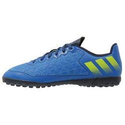 adidas Performance ACE 16.3 CG Korki Turfy blue/night navy/semi solar slime