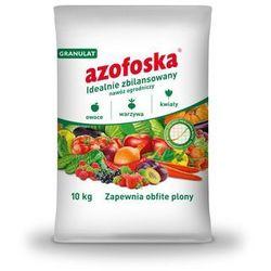 Nawóz Azofoska 10kg - Gwarancja terminu lub 50 zł! - Bezpłatny odbiór osobisty: Wrocław, Warszawa, Katowice, Kraków