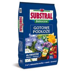 Podłoże do kwiatów Osmocote 10l Substral