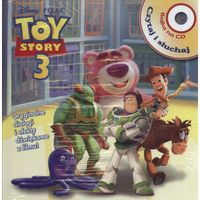 Toy Story 3 (audiobook CD) (opr. twarda)