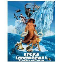 Epoka Lodowcowa 4: Wędrówka kontynentów (DVD)