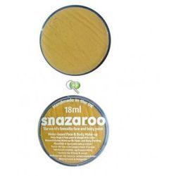 Farba do malowania twarzy Snazaroo 18ml MIEDZIANA