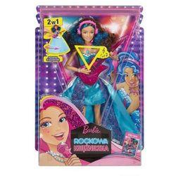 Barbie Rockowa Księżniczka Erica 2w1 CMT08 Śpiewa po Polsku