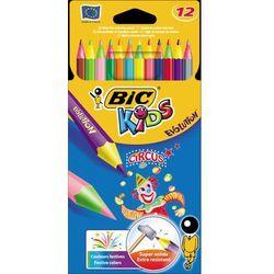 Kredki ołówkowe Bic Kids Evolution Circus 895789 12kol.