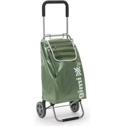 Torba na zakupy z kółkami Flexi zielona,