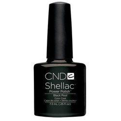 CND Shellac Black Pool
