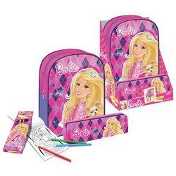 Zestaw szkolny STARPAK 294757 Barbie