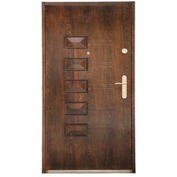 Drzwi wejściowe Sergos 90 lewe Evolution Doors