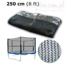 Siatka ochronna do trampoliny 250 cm 8FT