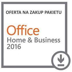 Microsoft Office Home & Business 2016 PKC BOX