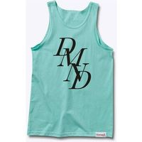 podkoszulka DIAMOND - Serif Tank Top Diamond Blue (DBLU)
