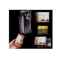 Mini-Kamera WiFi/P2P Full HD (zasięg cały świat!) + Zapis itd.