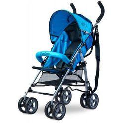 Caretero Alfa wózek dziecięcy spacerówka blue nowość 2016