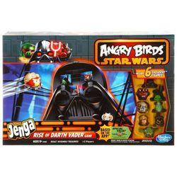 Gra HASBRO Angry Birds Star Wars Jenga Powrót Dark Vadera A4805
