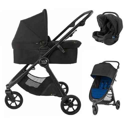 Baby Jogger City Mini GT2+gondola+fotelik (do wyboru)+GRATIS