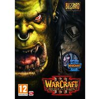 Warcraft 3 Reign of Chaos (PC)
