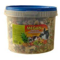 MEGAN Przysmak owocowy dla gryzoni 10l