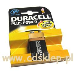 Bateria alkaiczna Duracell 9V LR61 1 sztuka