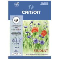 Canson Student blok A4/10 250g/m