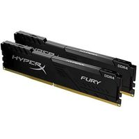 HyperX Pamięć DDR4 HyperX Fury Black 32GB/2666 (2*16GB) CL16