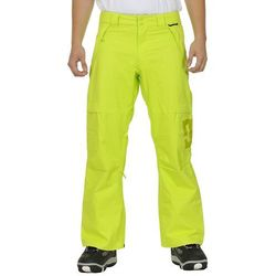 spodnie DC Banshee 13 - Lime