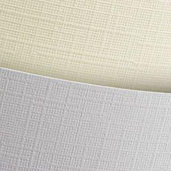 Papier ozdobny Holland Galeria Papieru, biały, format A4, opakowanie 50 arkuszy, 206301
